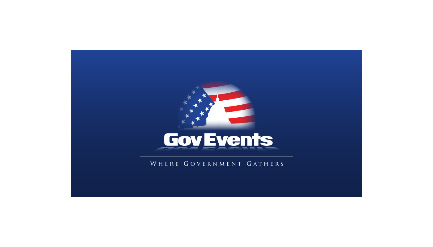 GovEvents Logo Design