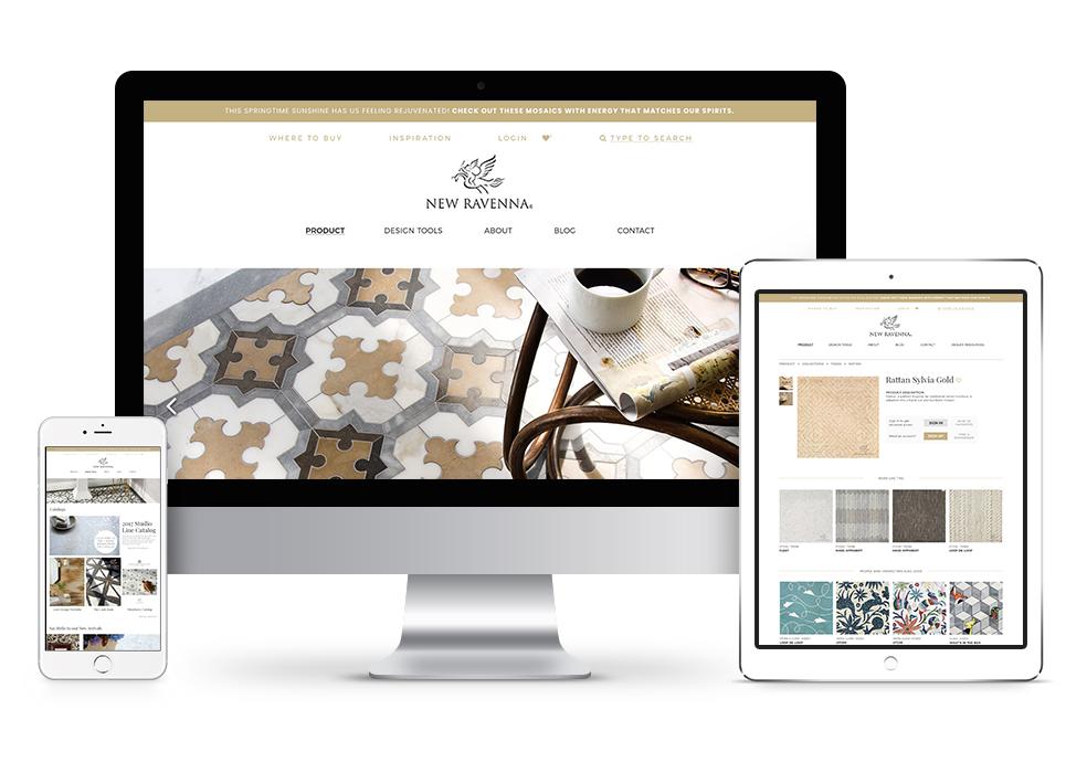 New Ravenna Website
